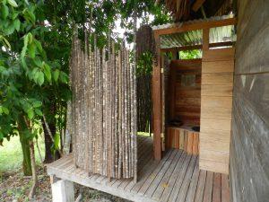 Bungalow - salle de bains